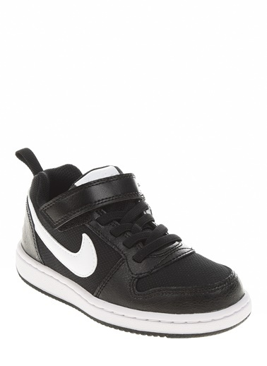Nike Cd8514-002 Court Borough Low Pe Siyah